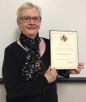 National Volunteer Award